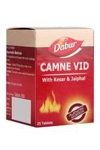 Dabur Camne Vid -Premature Ejaculation & Sperm Count - 25 Tablets - $25.99+