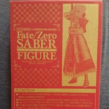 Fate Zero Saber figure young ace November 2011 special supplement scarce! - $51.47