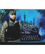 Rainbow Francks as Lt. Ford on Stargate Atlantis TV Series Autographed P... - $19.34