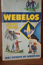 Webelos Scout Book [Paperback] [Jan 01, 1967] Boy Scouts of America and ... - $8.72