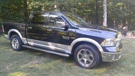 2017 RAM 1500 Laramie For Sale in Kernsville, North Carolina 27284 image 7