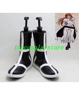 bleach Inoue orihime  Cosplay Boots Shoes shoe boot short ver #15YJZ30 - $62.00