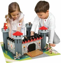 Alex Wooden Dragon Castle set New - $22.99