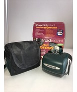 Vintage Polaroid One Step Express 600 Instant Film Camera In Box Sold no... - $37.39
