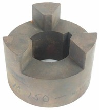 "MARTIN ML150 1 7/8"" STEEL JAW COUPLING 1-7/8"" BORE image 1"