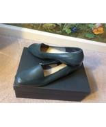 Enzo Angiolini Women Blue Navy Flat Leather Sole Shoes Size 10M  - $48.51