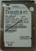 "NEW 160GB Hitachi SATA II 2.5"" hard drive HTS545016B9A300 Free USA Shipping"