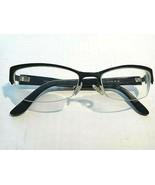 GUCCI GG4213 9S6 Eyeglasses Frame Italy Half Rimless 53-17-135 Blue/Yellow - $49.49