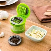 LUOSB Plastic Stainless Steel Garlic Press Grater Mincer - $17.95