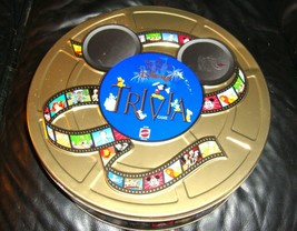The Wonderful World Of Disney Trivia Board Game Collectible Tin 1997 Vintage - $24.00