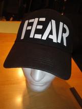 Fear Hat ~Snapback Style~ Brand New -Lee Ving/GBH/Black Flag/Ramones/Rancid/PUNK - $17.34
