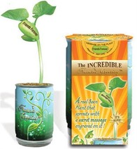 Magic Plant Friends Forever Bean Seed Plant Message Word Nature Grow - £6.44 GBP