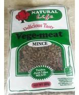 Natural Life Vege Mince 200g (Taste Just Like Meat) - $15.35