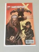 Weapon X (2017) #1C 1 in 25 NM Near Mint - $13.86