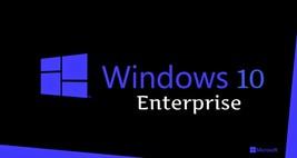 Microsoft Windows 10 Enterprise LTSB 2016 32/64 Bit - Key for 50 PCs - $220.00