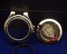 New Gucci  Replacement Bezel, Case and Crystal - 9240 M - Gold Tone - $89.95