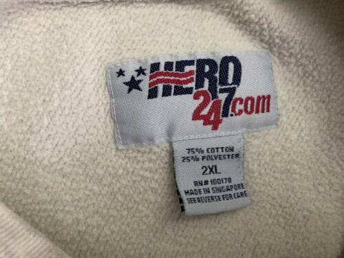 Loras College Duhawks Crew Neck Sweatshirt Mint 2XL Vintage Rare Reverse Weave