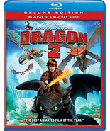 How to Train Your Dragon 2 [3D + Blu-ray + DVD] - $7.95