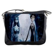 Messenger Bag The Nightmare Before Christmas Jack And Sally Wedding Tim... - $32.00