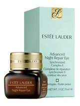 Estee Lauder Advanced Night Repair Eye Synchronized Complex II .5oz/15ml new - $21.99