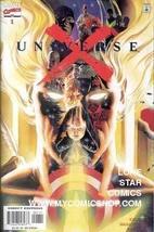 Universe X (2000) 1 [Comic] [Jan 01, 2000] Marvel Comics - $4.89