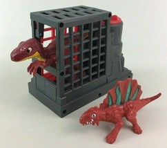 Imaginext Dinosaurs Jurassic World Park Capture Cage 2018 Mattel - $18.76