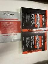 1999 Toyota TACOMA Camion Servizio Negozio Riparazione Officina Manual S... - $188.05