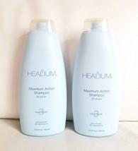 2-PACK Healium 5 Maximum Action Shampoo Heal Level 3 - 3.5 fl oz / 400 ml - $19.75