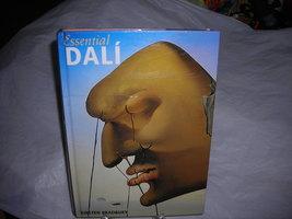 "Book, "" Essential Dali"", Kirsten Bradbury, HC - $14.25"