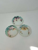 Vintage Rosenthal China Versailles Bavaria hand painted small plates set... - $29.70