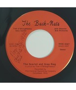 1972 The Buck-Nuts Scarlet and Gray Rag Ballad Of Woody Hayes OSU Beat X... - $51.75