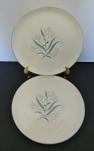 Regal Dinner Plate Alliance China Company Alliance Ohio Lot of Two 22K G... - $16.71