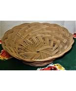 Bread /Rolls Basket (10 inch Diameter) - $10.00
