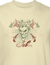 DC Comics The Joker SuperVillain Arkham of Asylum Comic Books Graphic Tee BM1404 image 3
