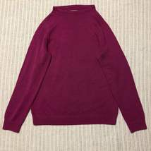 Croft & Barrow Women's Purple Pullover Sweater Size M  - $7.88