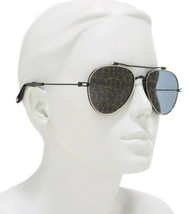 Givenchy Star Lens Aviator Sunglasses $465 Brow Bar Unisex Women's Men's... - $203.15