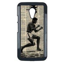 Muhammad Ali Motorola Moto G case Customized premium plastic phone case,... - $10.88
