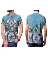 Dallas Cowboys T-shirt Fullprint For Men - $24.99