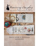 Once Upon A Summer Huswife cross stitch chart H... - $9.00