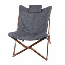 REMSOFT® Butterfly Chair Camping Folding Chair Outdoor Indoor Furniture ... - $86.96