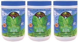 (International Shipping) 3 Pack Youngevity Beyond Osteo FX Powder 357g Canisters - $151.50