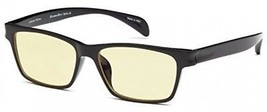 GAMMA RAY 003 UV Glare Protection Amber Tinted Computer Readers Glasses Anti In - $32.91