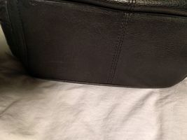 Fossil Genuine Leather Black Shoulder Purse 75082  ZB8023 VINTAGE  image 8