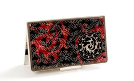 Mother of Pearl, Business card case Business card holder, ID card case N... - $28.90