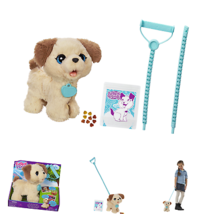 FurReal Friends Pax, My Poopin' Pup - $48.97