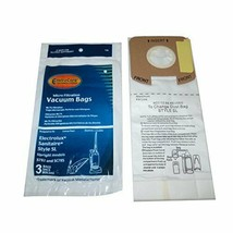 Electrolux Sanitaire Style SL S782 SC785 Model Micro Filtration Vacuum Bags: 54 - $44.37