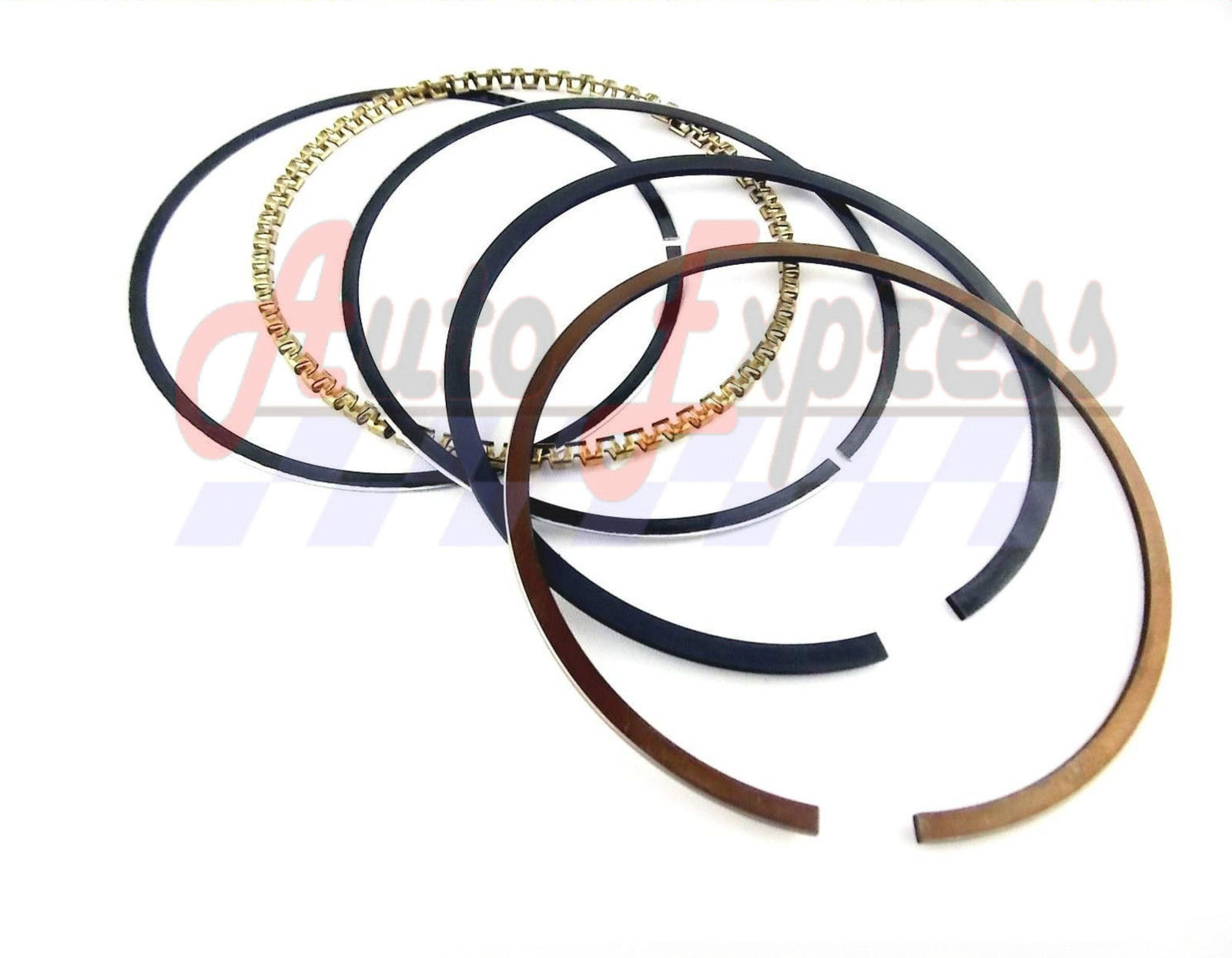 6.0 HP Diesel Piston Rings Set FITS Yanmar and Chinese Engines 178 178F L70