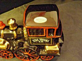 Ezra Brooks Decanter Train 1960 AA19-1549 Vintage image 10