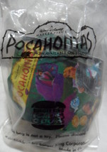 1996 Sealed Vtg NOS Disney Pocahontas Hide-N-Seek Finger Puppet Burger K... - $5.83