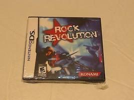Rock Revolution Nintendo DS Tout Nouveau Jeu de Game Boy Garçon Bande Ev... - $9.61